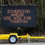 Electronic road signs can be a boon for our emergency services